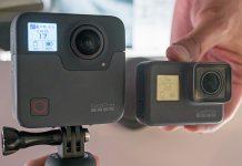 Камера GoPro Fusion теперь поддерживает смартфоны с Android, но лишь 15 моделей