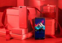 Huawei выпускает ярко-красный Honor 7X в России