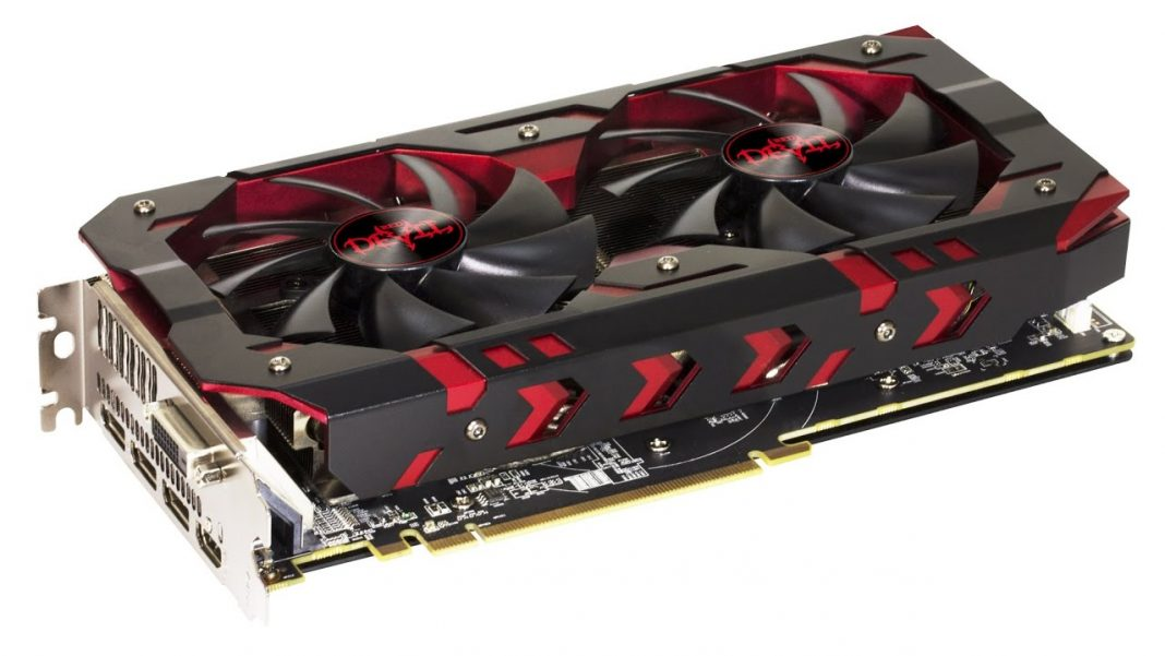 Новая версия PowerColor Red Dragon RX 570 оснащена 8 Гбайт памяти