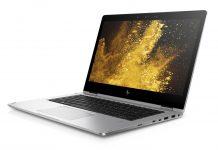 HP пополнит линейку ноутбуков Elitebook двумя новыми моделями-трансформерами