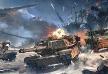 Танковый экшн Armored Warfare вышел на PlayStation 4