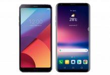 LG G6 и LG V30 получат Android 8.1 Oreo