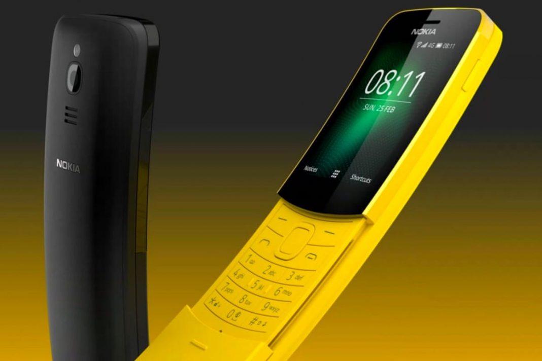 HMD возродила легендарный телефон-банан Nokia 8110 из «Матрицы»