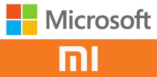 Xiaomi и Microsoft договорились о стратегическом партнерстве