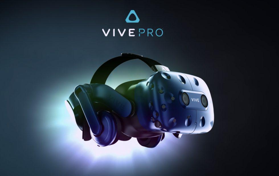 Шлем виртуальной реальности HTC Vive Focus будет доступен по всему миру