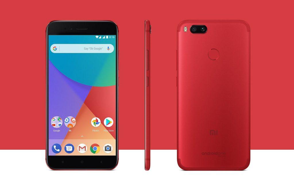 Рассекречены характеристики смартфона Xiaomi Mi A2