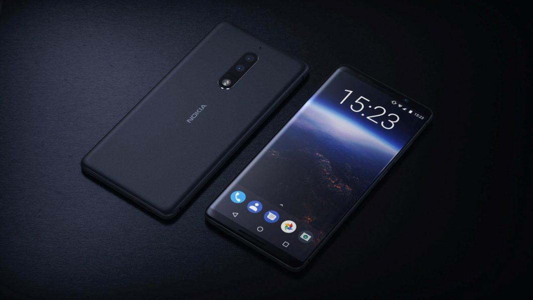 Nokia 9 появилась на рендере с тройной основной камерой на 41 Мп