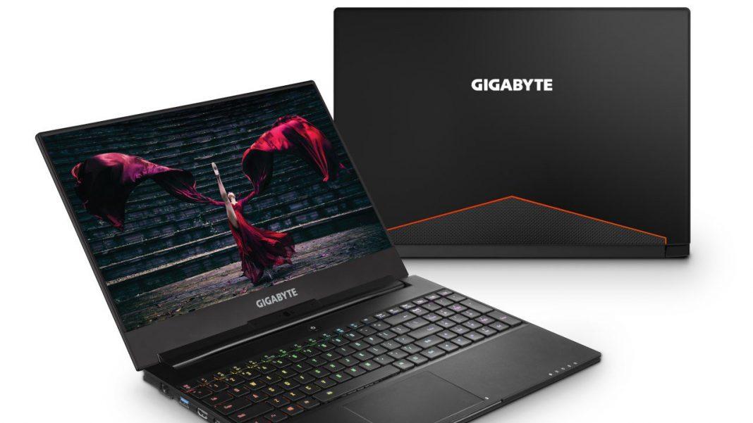 Ноутбуки GIGABYTE Aero 15 получили чип Intel Coffee Lake-H и 144-Гц дисплей