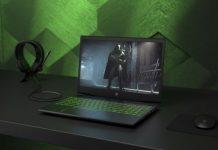 HP представила бюджетный игровой ноутбук