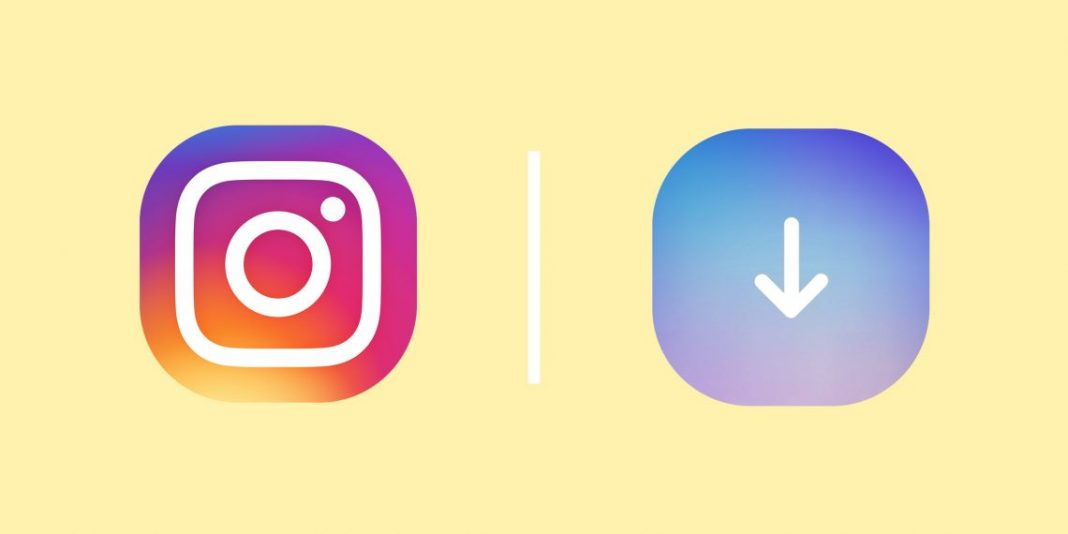 Instagram позволит скачивать все фото и видео