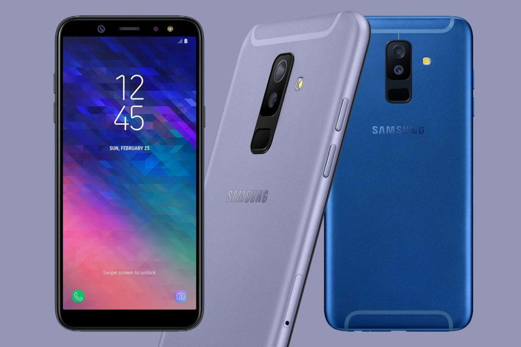 Раскрыты характеристики смартфонов Samsung Galaxy J4 (2018) и Galaxy J6 (2018)
