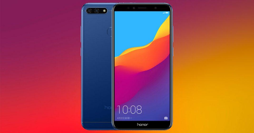 Безрамочный Huawei Honor 7A оценен дешевле 7,5 тысяч рублей
