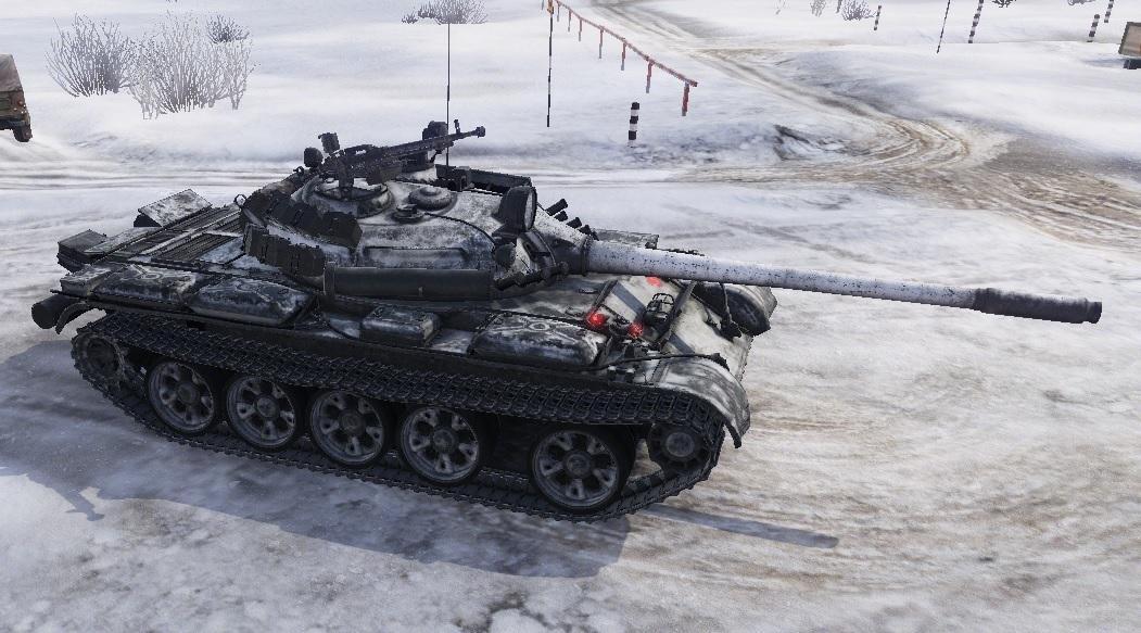 World of Tanks: Наемники