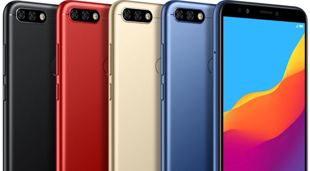 Безрамочный Huawei Honor 7C Pro с двойной камерой оценили дешевле 14 тысяч рублей