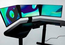 Представлен умный стол, в который встроено все для работы