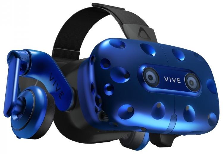 Комплект виртуальной реальности HTC Vive Pro Full Kit оценён в $1700