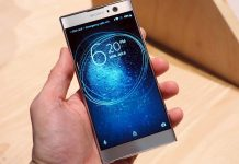 Sony выпустила первый смартфон с большим безрамочным экраном