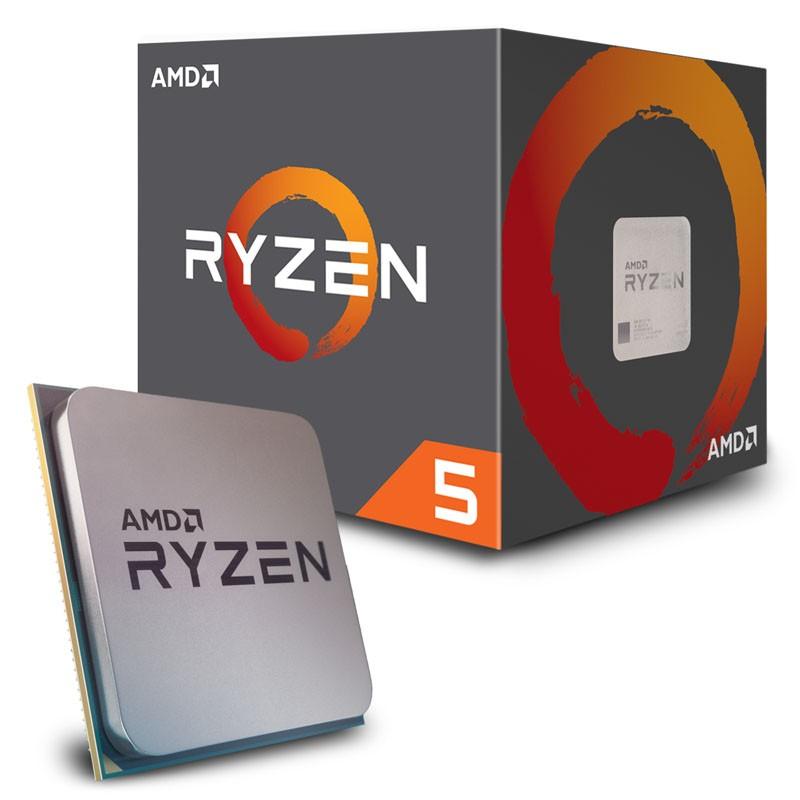 Гибридные процессоры AMD Ryzen 5 2600H и Ryzen 7 2800H засветились в моноблоке HP