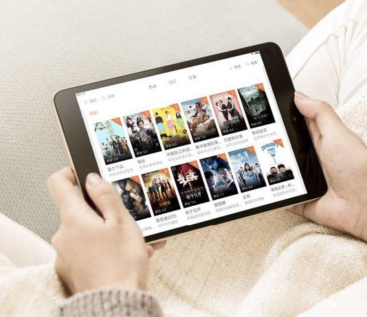 Xiaomi представила мощный 10-дюймовый планшет