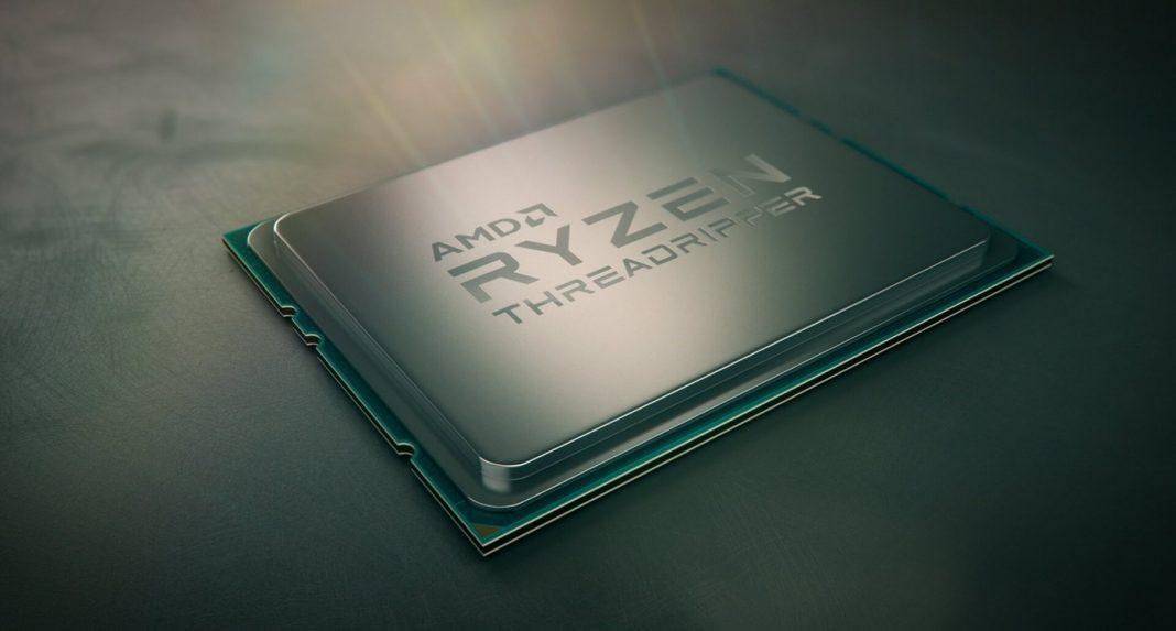 AMD начала продажи 32-ядерного процессора Threadripper