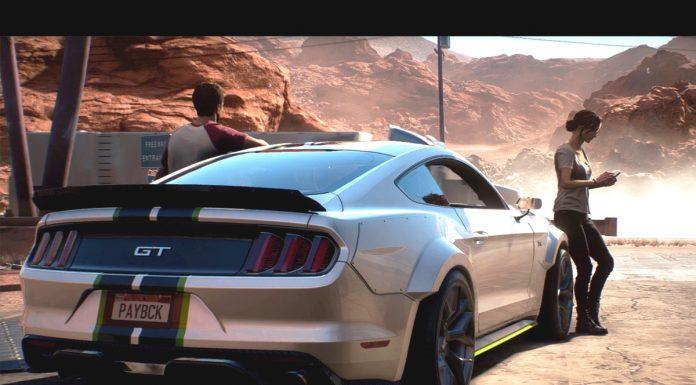 Представлен новый трейлер Need for Speed Payback