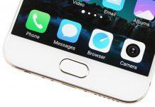 Защитный экран iPhone 8 показал тонкие рамки