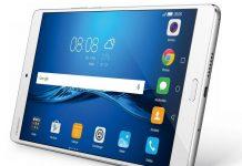 Планшет Huawei MediaPad M3 Lite вместе с динамиками Harman Kardon появился на России
