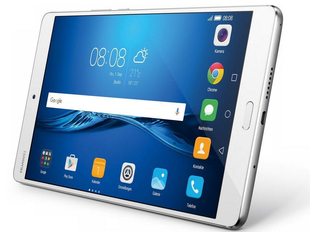 Планшет Huawei MediaPad M3 Lite с динамиками Harman Kardon появился в России
