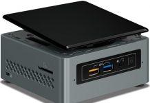 Мини-ПК Intel NUC6CAYS на базе ЦП семейства Intel Apollo Lake появился в продаже