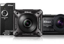 Объявлена российская цена экшн-камеры Nikon KeyMission 360