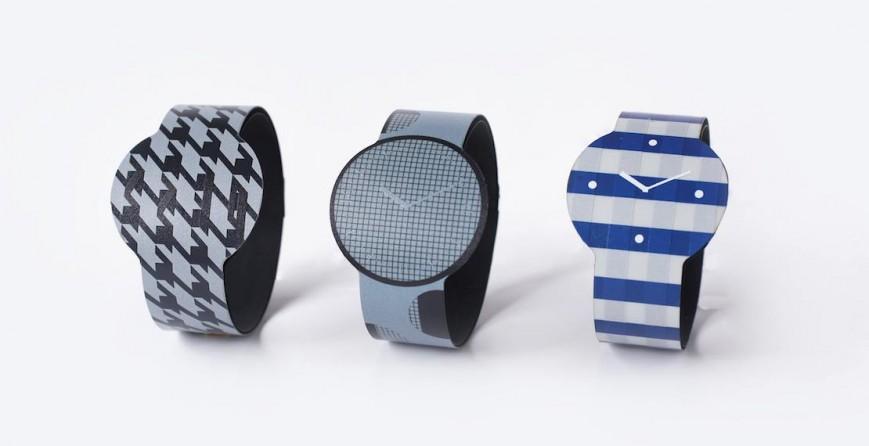 Часы Sony FES на электронной бумаге стали цветными