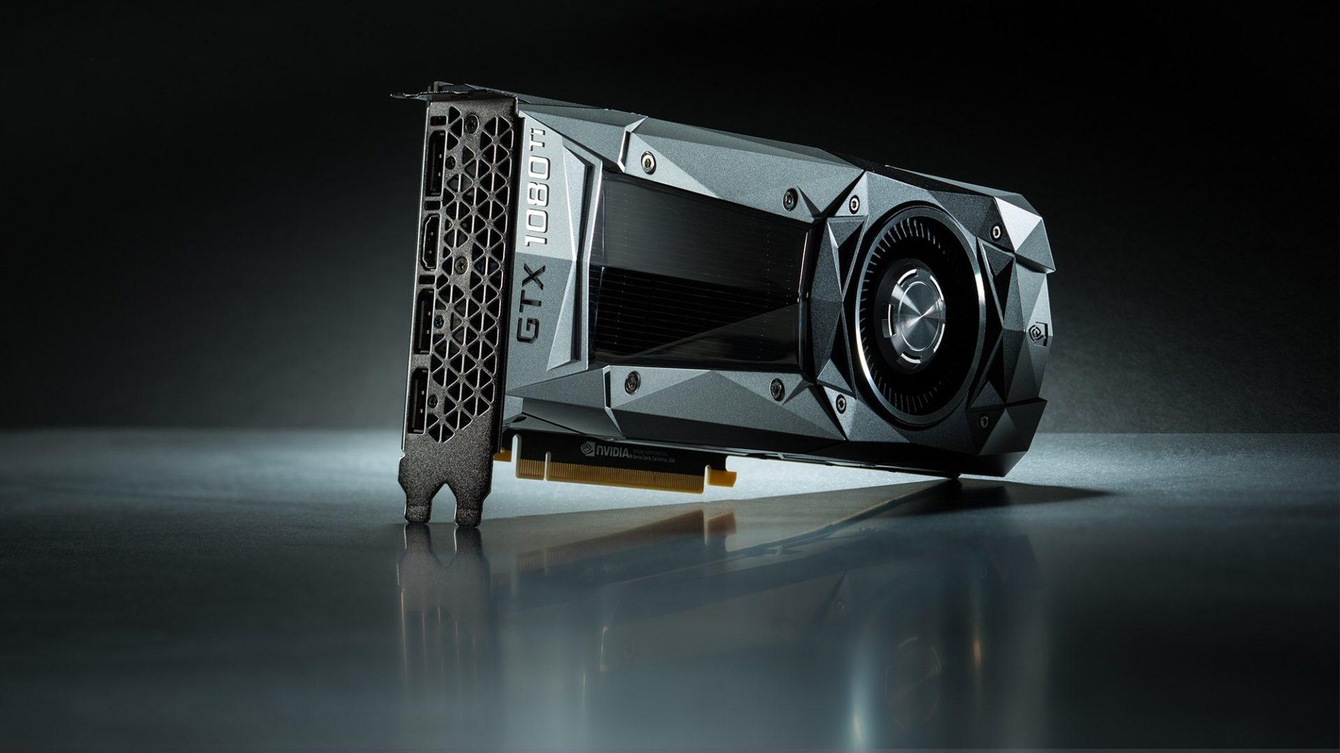 GeForce – GTX 1080 Ti