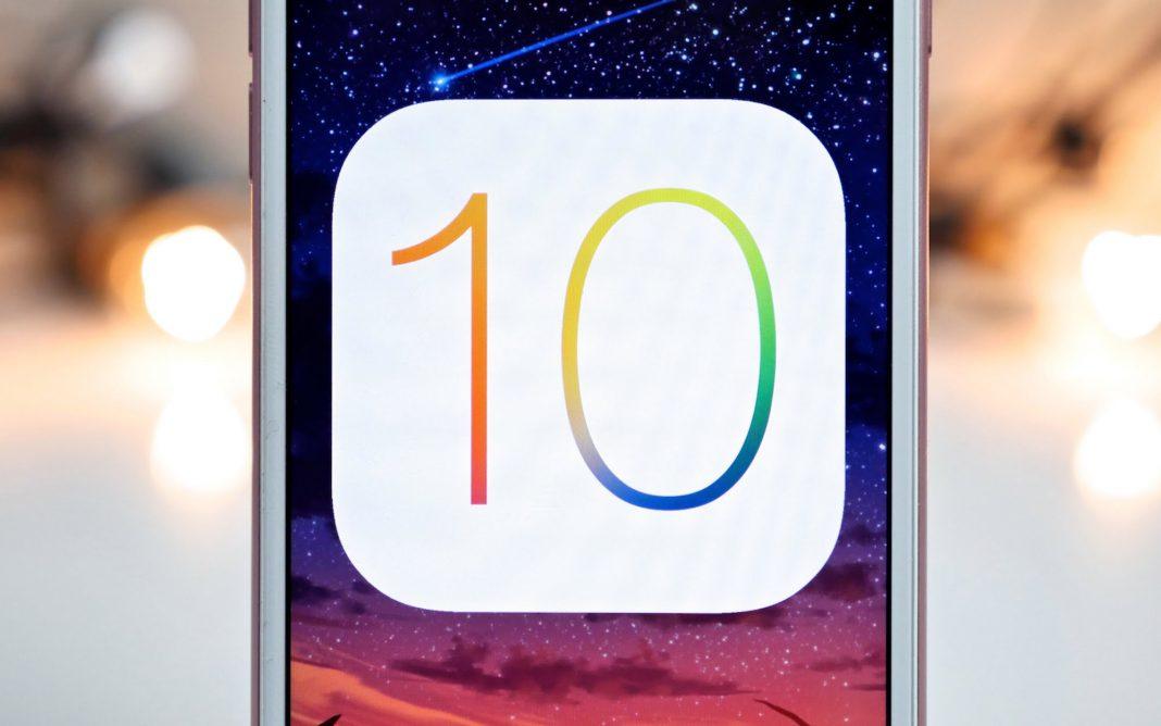 Представлена операционная система Apple iOS 10