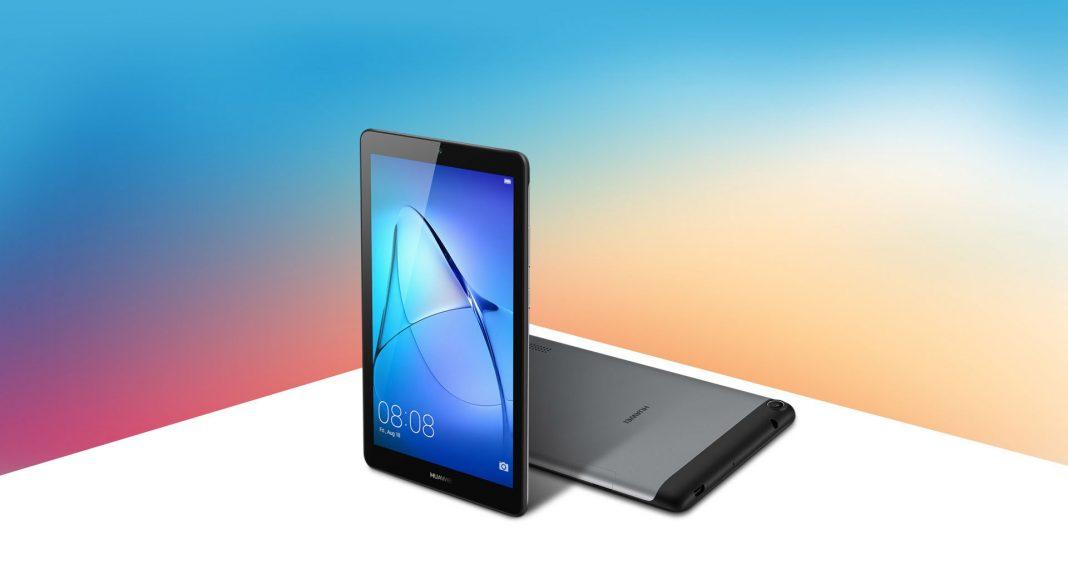 Объявлена российская цена планшета Huawei MediaPad T3 7 3G