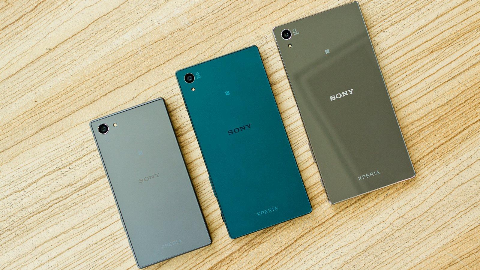 Sony Z5 Премиум