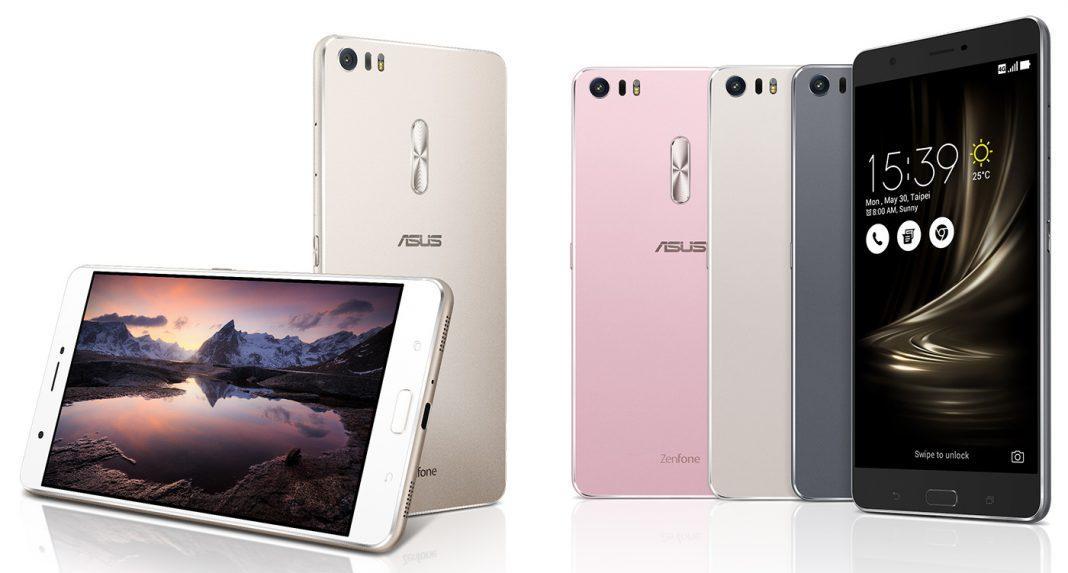 ASUS Zenfone 3 в России: старт продаж и цены