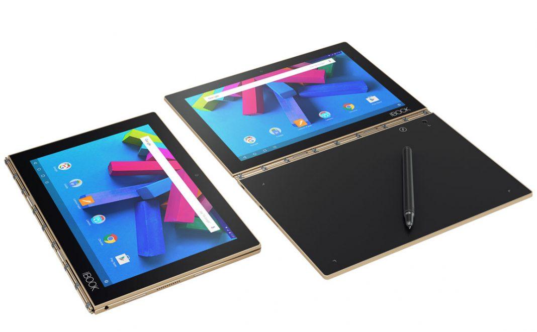 Lenovo готовит 12-дюймовый Yoga Book