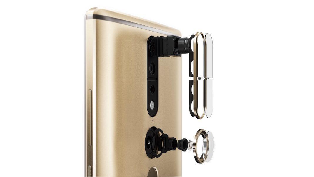 Lenovo представила смартфон Phab2 Pro с дополненной реальностью Project Tango