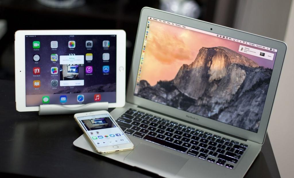 Apple разрешит создавать универсальные приложения для iPhone и Mac