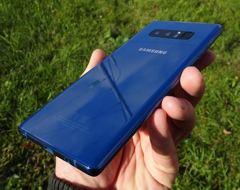 Пользователи жалуются на отказывающиеся включаться и заряжаться Samsung Galaxy Note 8