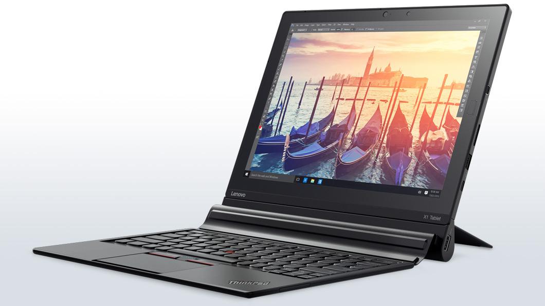 Мощный планшет Lenovo ThinkPad X1 Tablet перешел на Intel Core i7 8-го поколения