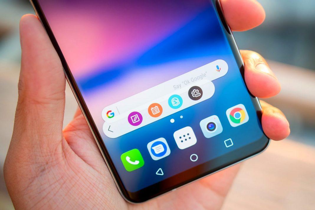 LG готовит продвинутую версию смартфона V30