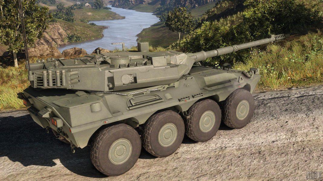 Танковый экшн Armored Warfare выходит на PlayStation 4