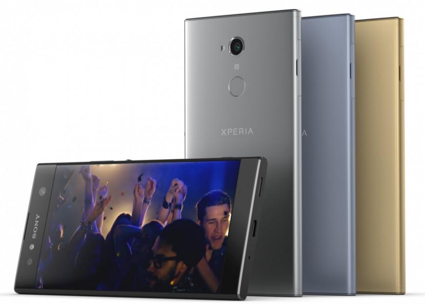 Объявлена российская цена смартфона Sony Xperia L2