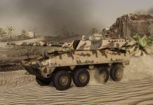 Танковый экшен Armored Warfare выходит на мобильные