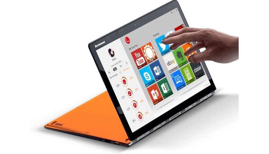 Lenovo Yoga 330 — маленький конвертируемый ноутбук с новыми процессорами Intel Gemini Lake