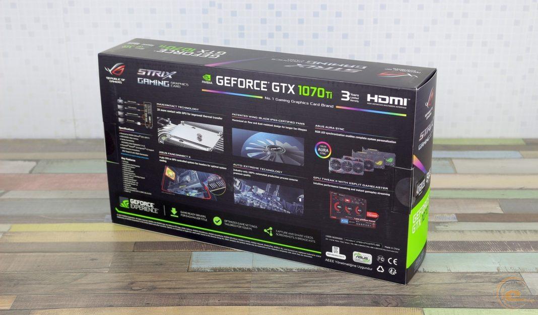 Наследники NVIDIA GeForce GTX 1070 и GeForce GTX 1080 дебютируют в апреле