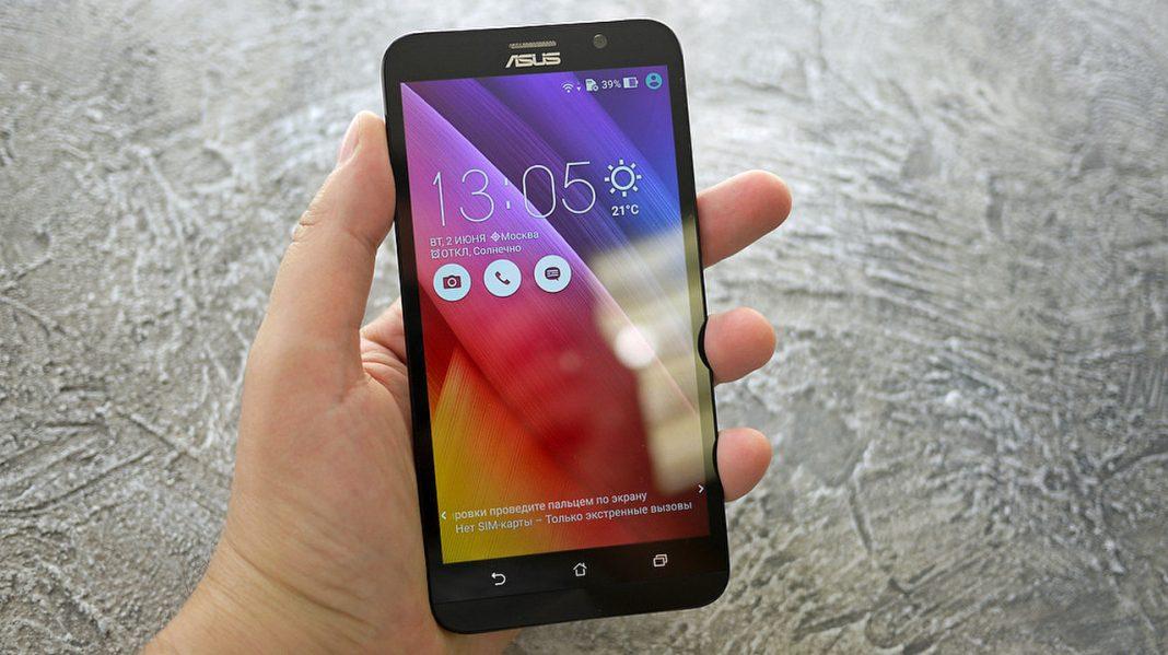 Суммарное разрешение всех датчиков изображения смартфона Asus Zenfone 5 Lite составляет 72 Мп