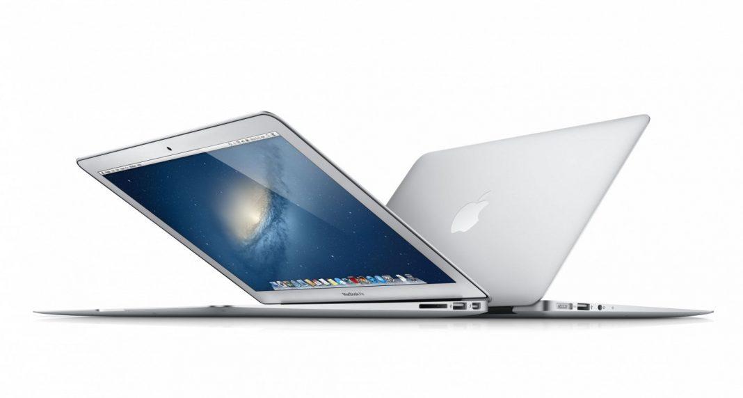 Запатентованный Apple ноутбук с двумя экранами OLED лишен физической клавиатуры