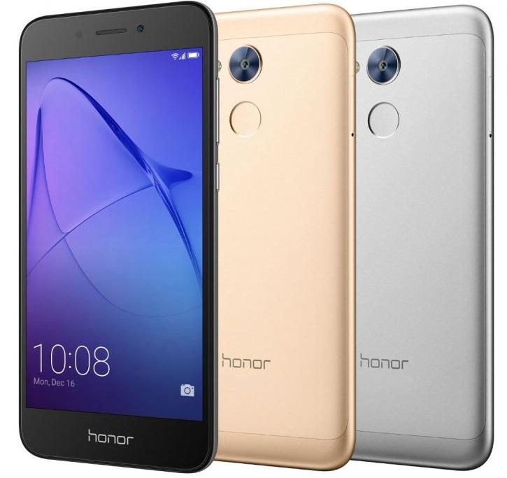 Huawei готовит смартфон среднего уровня Honor 7A на платформе Snapdragon 430